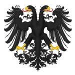 Imperial Two Headed Eagle