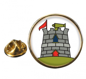 170 (Infrastructure Support) Engineer Group Round Pin Badge