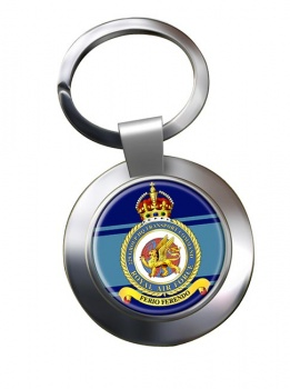 No. 229 Group Headquarters Transport Command Chrome Key Ring
