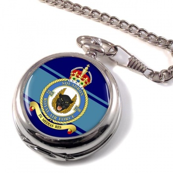 No. 258 Squadron Pocket Watch