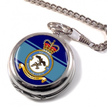 No. 29 Squadron Pocket Watch