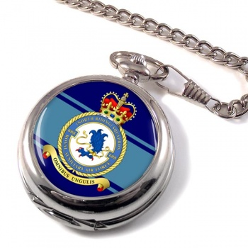 No. 608 Squadron RAuxAF Pocket Watch