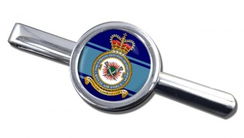 No. 7 Force Protection Wing Round Tie Clip
