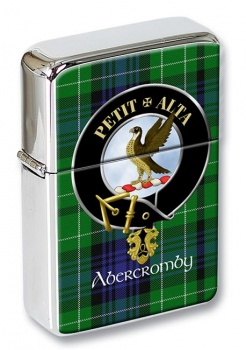 Abercromby Scottish Clan Flip Top Lighter