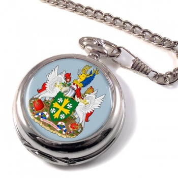 Abingdon (England) Pocket Watch