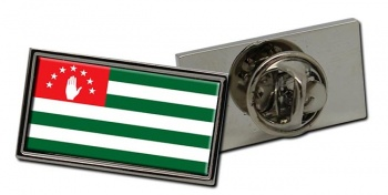 Abkhazia Flag Pin Badge