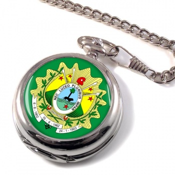 Acre (Brasil) Pocket Watch