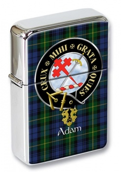 Adam Scottish Clan Flip Top Lighter