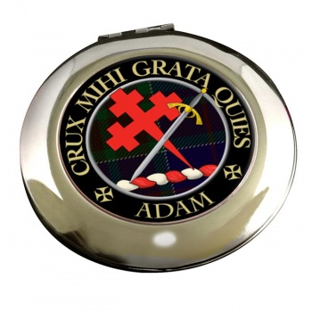 Adam Scottish Clan Chrome Mirror