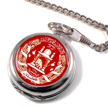 Afghanistan Pocket Watch