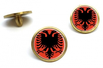 Albania Golf Ball Marker