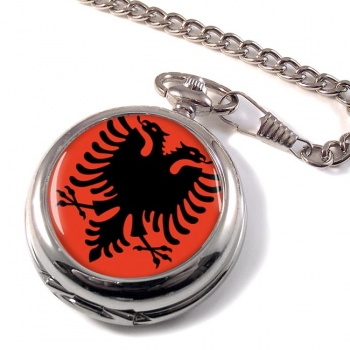 Albania Pocket Watch
