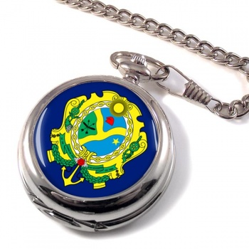 Amazonas (Brasil)  Pocket Watch