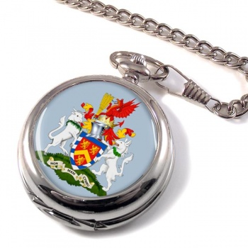 Anglesey Pocket Watch