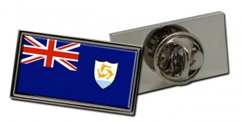Anguilla Flag Pin Badge
