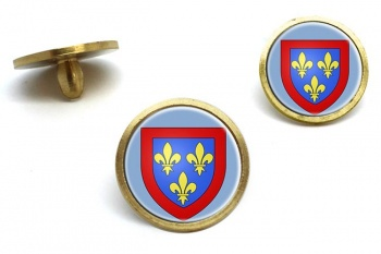 Anjou (France) Golf Ball Marker