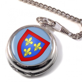 Anjou (France) Pocket Watch