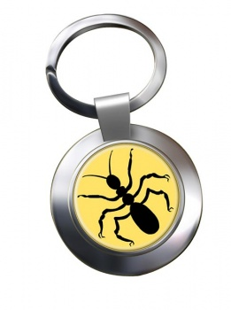 Ant Metal Key Ring