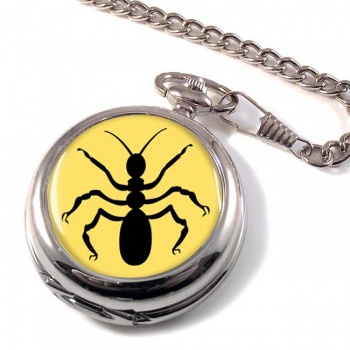 Ant Pocket Watch