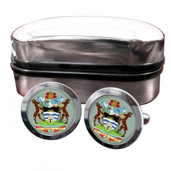Antigua-and-Barbuda Crest Cufflinks