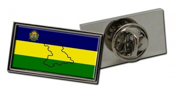Anzoategui (Venezuela) Flag Pin Badge