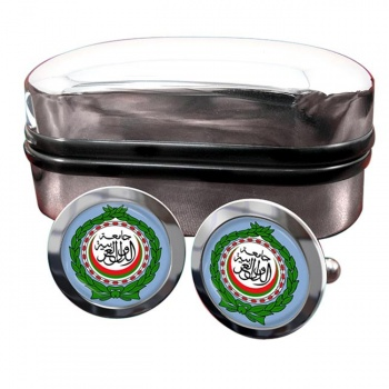 Arab League Crest Cufflinks