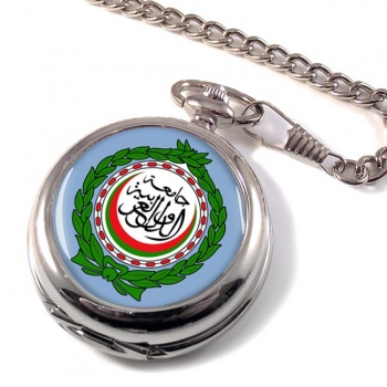 Arab League Pocket Watch