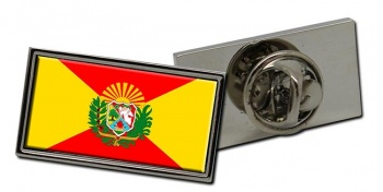 Aragua (Venezuela) Flag Pin Badge