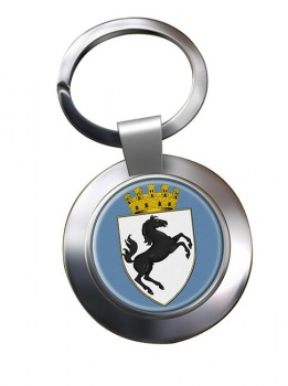 Arezzo (Italy) Metal Key Ring