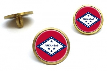 Arkansas  Golf Ball Marker