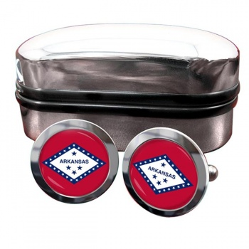 Arkansas  Crest Cufflinks