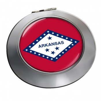 Arkansas  Round Mirror