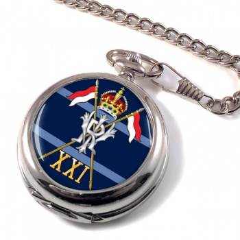 21st Lancers (Empress of India's) Pocket Watch