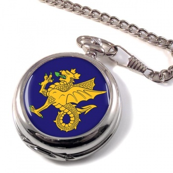 43 (Wessex) Brigade Pocket Watch