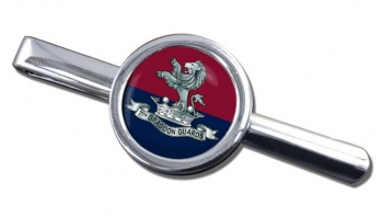 7th Dragoon Guards Round Tie Clip