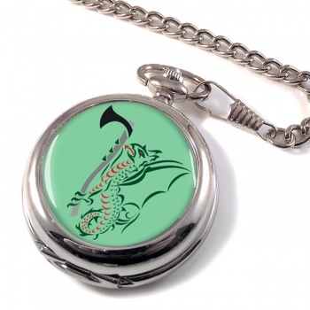 7 Military Intelligence Battalion Pocket Watch