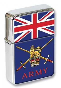 Army  Flip Top Lighter