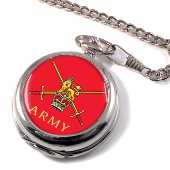 Army  Pocket Watch