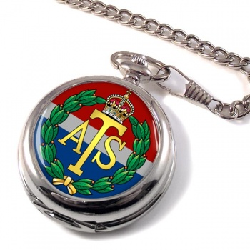 Auxiliary Territorial Service Pocket Watch
