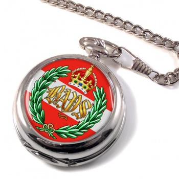 2nd Dragoon Guards (Queen's Bays) Pocket Watch