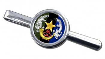 Cameronians (Scottish Rifles) Round Tie Clip