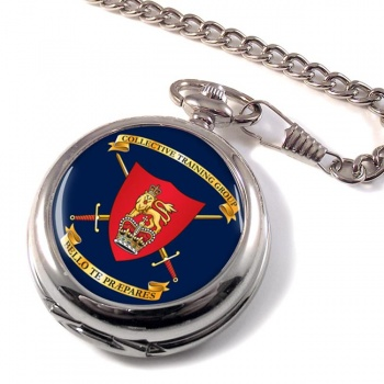 Collective Training Group Pocket Watch