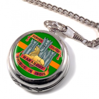 Devonshire and Dorset Light Infantry Pocket Watch