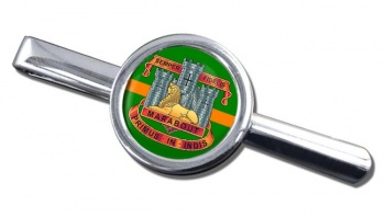 Devonshire and Dorset Light Infantry Round Tie Clip