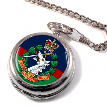 Royal Army Dental Corps Pocket Watch