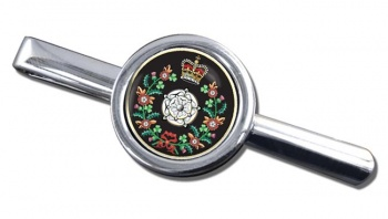 Duke of York's Royal Military School Round Tie Clip