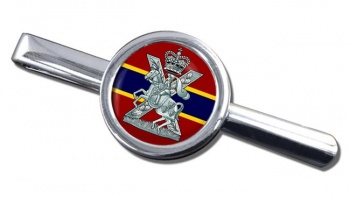 Fife and Forfar Yeomanry Scottish Horse Round Tie Clip