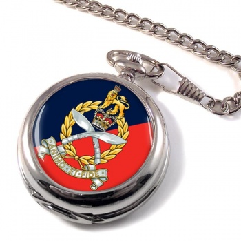 Gurkha Staff and Personnel Support Branch Pocket Watch