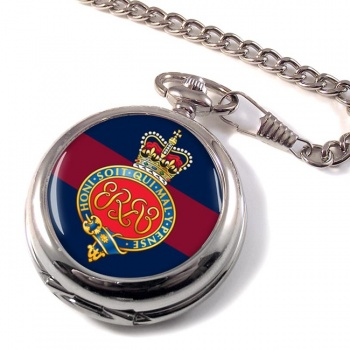 Grenadier Guards Cypher Pocket Watch
