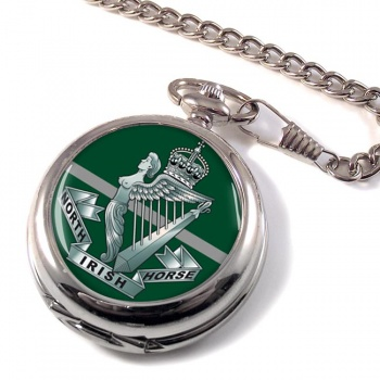 North Irish Horse Pocket Watch